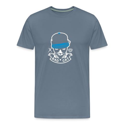 Bad Cat Geddo Cat - Men's Premium T-Shirt