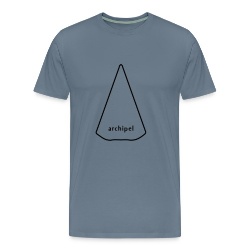 archipel_light grey - Men's Premium T-Shirt