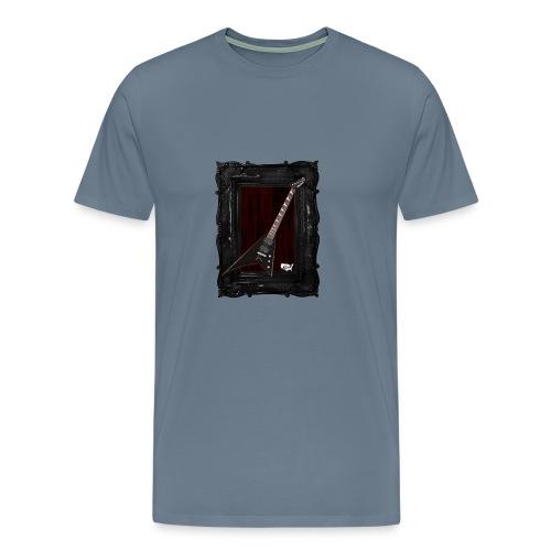 Tshirt_Jackson_Framed_V2 - Men's Premium T-Shirt