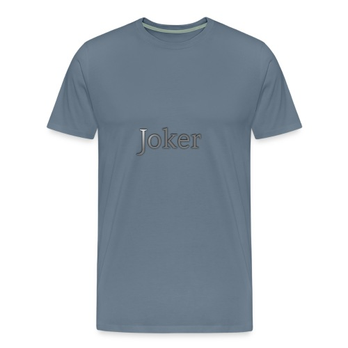 joker Apperal - Men's Premium T-Shirt