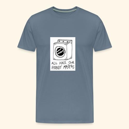 The Aalam Dzign's - Men's Premium T-Shirt