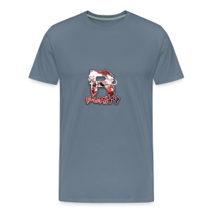 Rose_Purity - Men's Premium T-Shirt