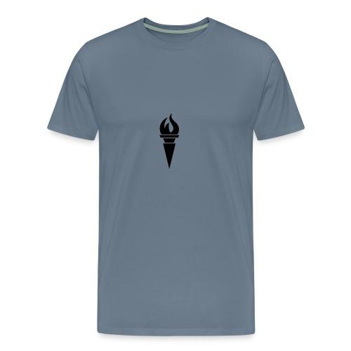 Lark Visuals Logo - Men's Premium T-Shirt