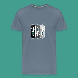 Silverman Sound Studios Logo - Men's Premium T-Shirt