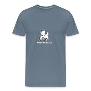 PhantomBeats Official Logo 2 - Men's Premium T-Shirt