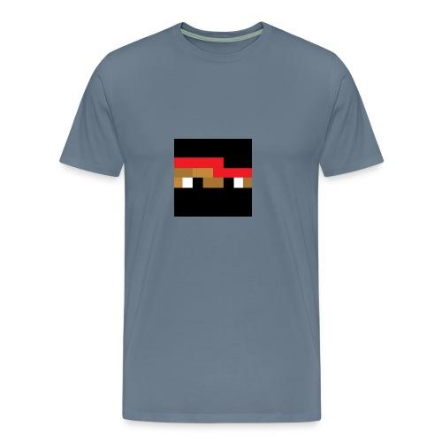 Neenja Face - Men's Premium T-Shirt