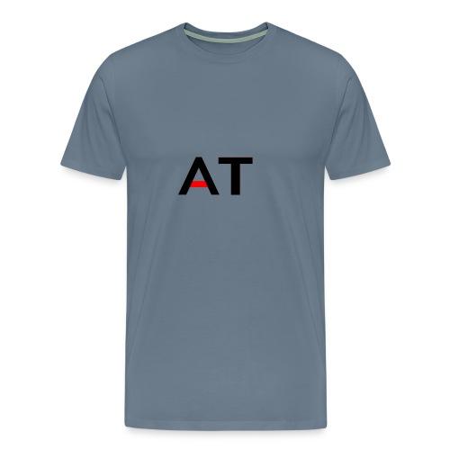 AdrenalineTech Logo Design - Men's Premium T-Shirt