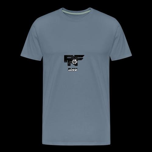 RnF Savs Custum Logo - Men's Premium T-Shirt