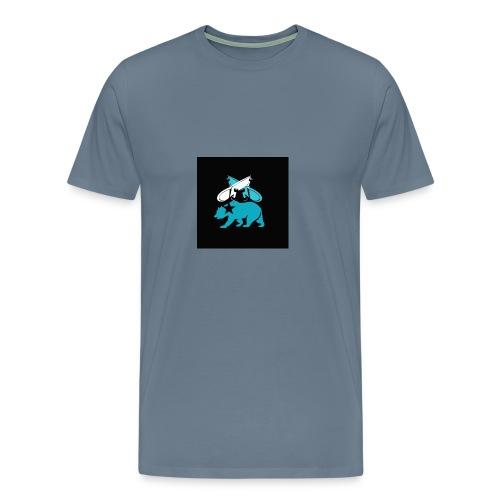 skateboard design - Men's Premium T-Shirt