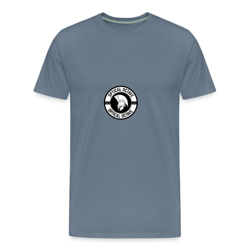 Optical Octave Logo - Men's Premium T-Shirt
