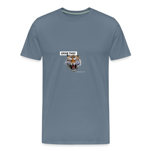 grab_this - Men's Premium T-Shirt