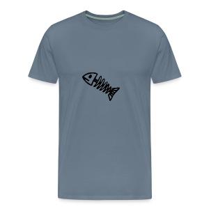 Bass Bones - Men's Premium T-Shirt