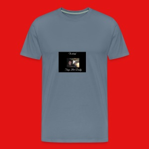Tragic But Deadly album cover HOODIE EXCLUSIVE - Men's Premium T-Shirt