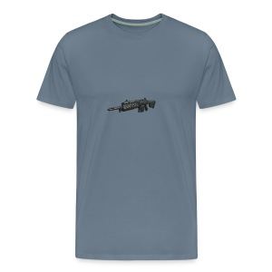wildflor5561's main gun - Men's Premium T-Shirt