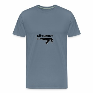 ABTOMAT - Men's Premium T-Shirt