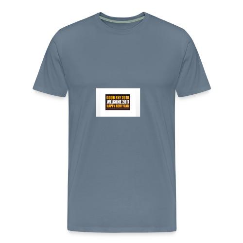 2017 - Men's Premium T-Shirt