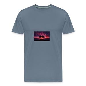 Tree of Sunlight - Men's Premium T-Shirt