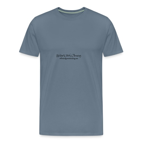 Hedgewitch Cleaning - Men's Premium T-Shirt