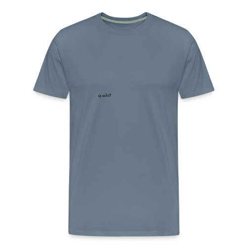 ig.seb69 - Men's Premium T-Shirt