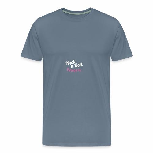 Rock n Roll Princess - Men's Premium T-Shirt