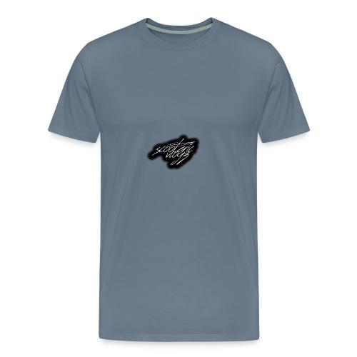 sv signature - Men's Premium T-Shirt