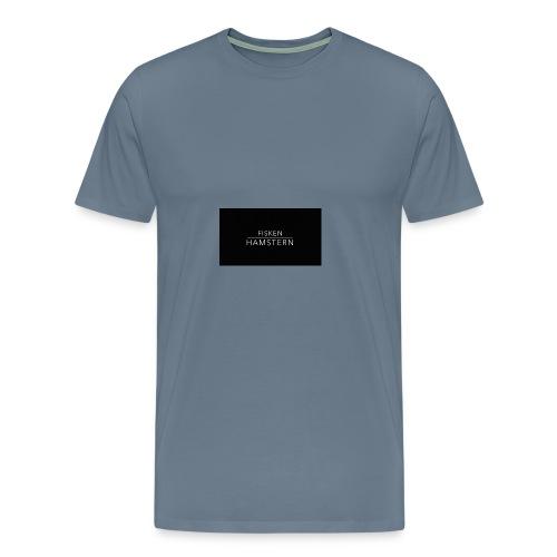 Fisken och Hamstern - Men's Premium T-Shirt