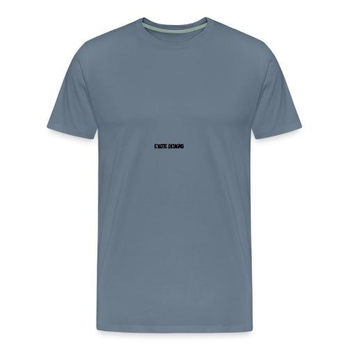 Excite Designs - Men's Premium T-Shirt