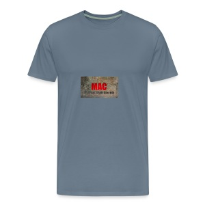 MAC LOGO - Men's Premium T-Shirt
