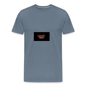 NgamingRocks LoGo - Men's Premium T-Shirt