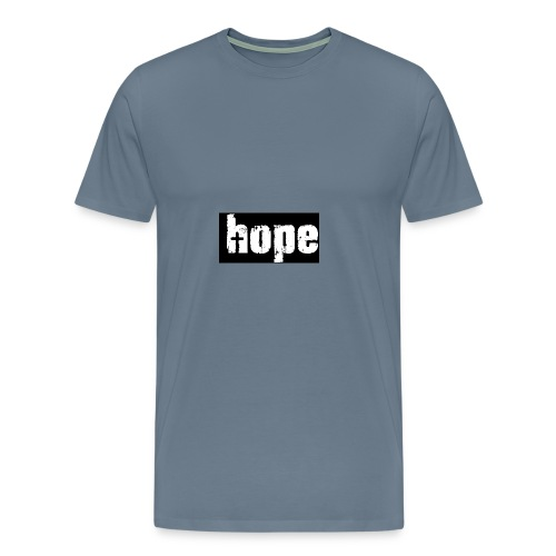 1-Hope - Men's Premium T-Shirt