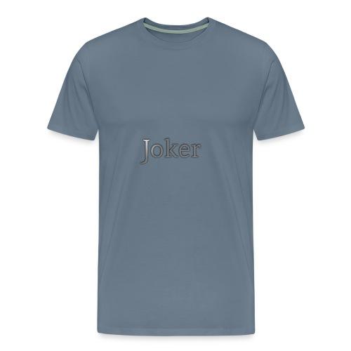 joker Apperal - Men's Premium T-Shirt