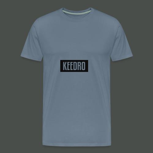 Keedro logo spreadshirt - Men's Premium T-Shirt