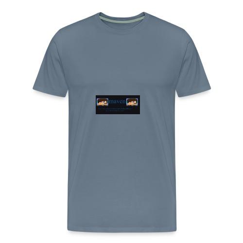 maventshirtlogo - Men's Premium T-Shirt