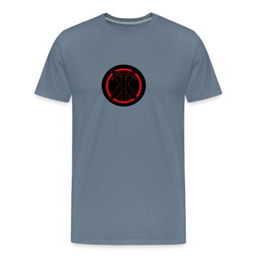 XenoTrader Logo New - Men's Premium T-Shirt