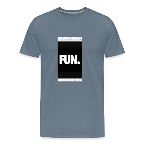 014Kadin fun - Men's Premium T-Shirt