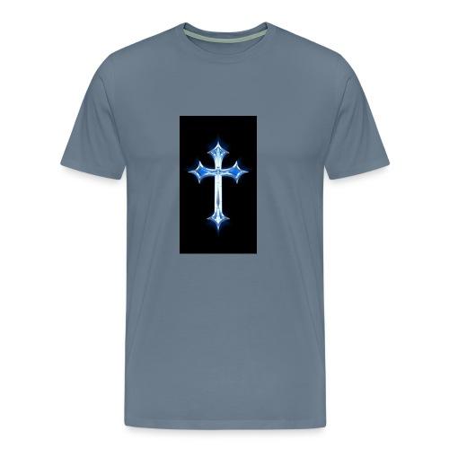 Cross 83540981 1e4c 4d27 9e6a f712b84418a3 - Men's Premium T-Shirt