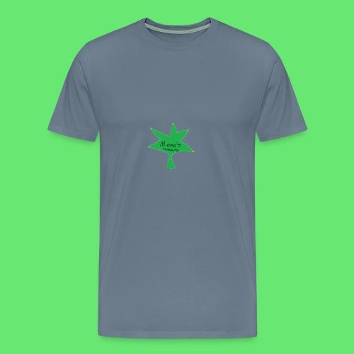 ESCLUSIVE!! 420 weed is coolio for kidlios SHIrT!1 - Men's Premium T-Shirt