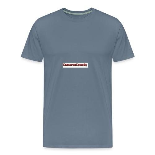 Some lame design more coming soon - Men's Premium T-Shirt