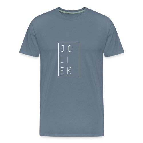 Simple Joliek Logo - Men's Premium T-Shirt