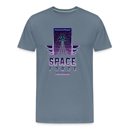 Space Force V2 - Men's Premium T-Shirt