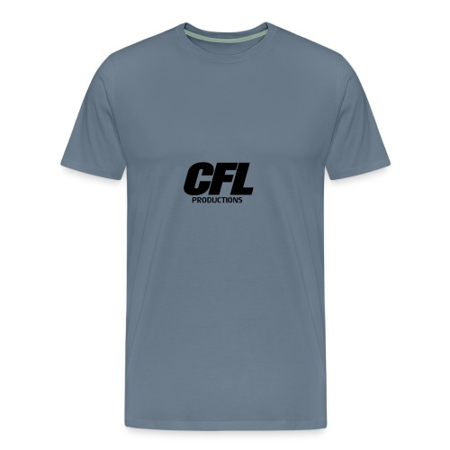 CFL Productions 2017 - Regular logo size - Men's Premium T-Shirt