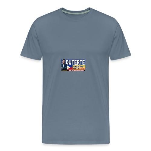 Duterte Icon - Men's Premium T-Shirt