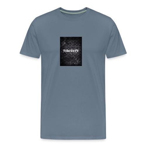 PosterMaker 1499580159784 - Men's Premium T-Shirt