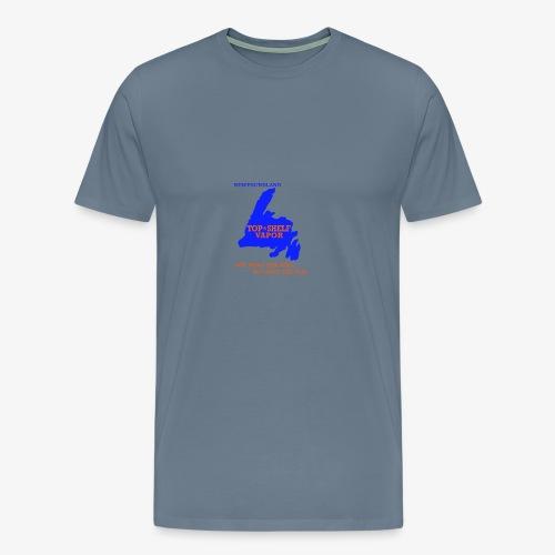 TOPSHELFNEWFIE - Men's Premium T-Shirt