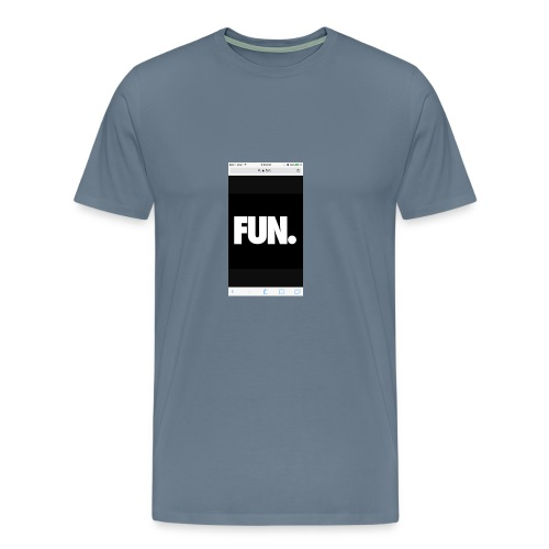 014Kadin fun - Men's Premium T-Shirt