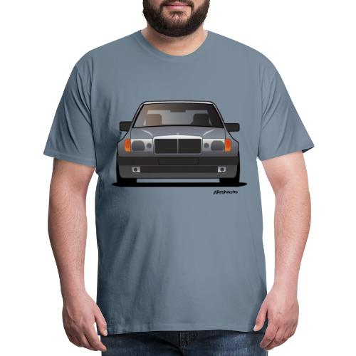 MB w124 500E - Men's Premium T-Shirt
