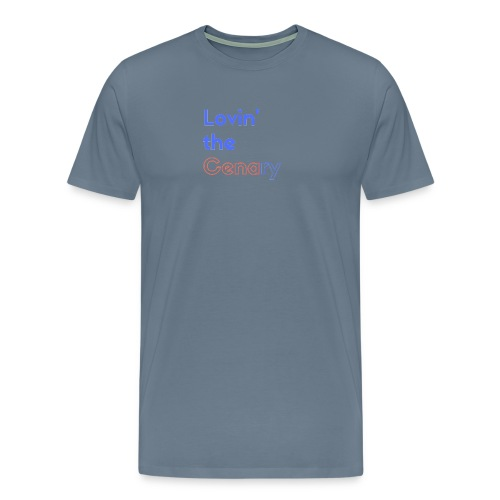 Lovin' the CENAry - Men's Premium T-Shirt