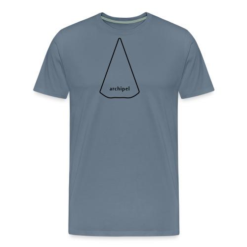 archipel_light grey - Men's Premium T-Shirt