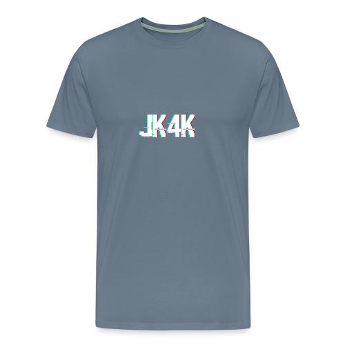 Glitch JK4K - Men's Premium T-Shirt
