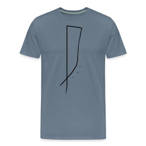 Kisa's Name - Men's Premium T-Shirt